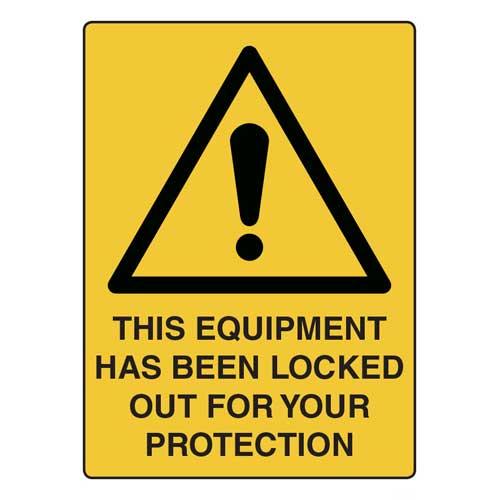 safety hazard signs